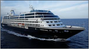 Azamara Pursuit - Mediterranean jewels voyage