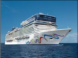 Norwegian Cruise Line - France, Spain, Italy