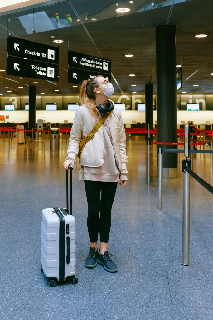 New check-in procedures by Aviation Industry
